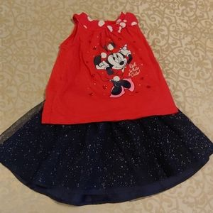Minnie Mouse size 18 months